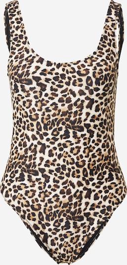 OBJECT Plavky 'Colette' - krémová / světle hnědá / černá, Produkt