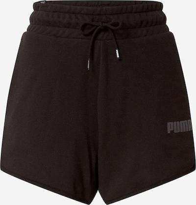 PUMA Sportovní kalhoty - černá, Produkt