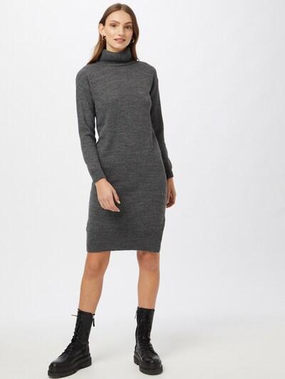 Dorothy Perkins Úpletové šaty - tmavě šedá, Model/ka