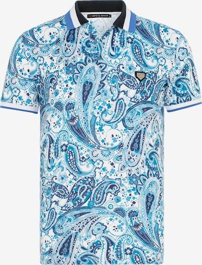 CIPO & BAXX T-Shirt in blau, Produktansicht