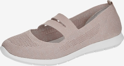 REMONTE Ballet Flats with Strap 'R7102' in Dusky pink, Item view