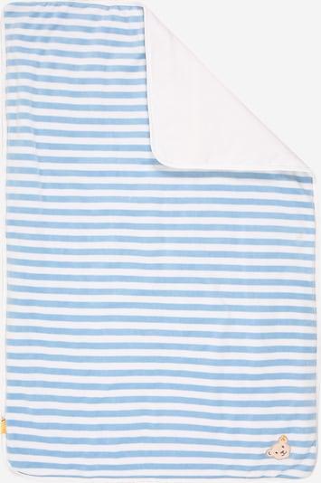 Steiff Collection Decke in hellblau / weiß, Produktansicht