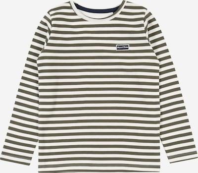 Marškinėliai iš Marc O'Polo Junior , spalva - alyvuogių spalva / balta, Prekių apžvalga