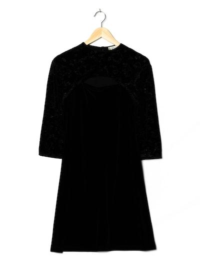 CDC Samtkleid in S in schwarz, Produktansicht