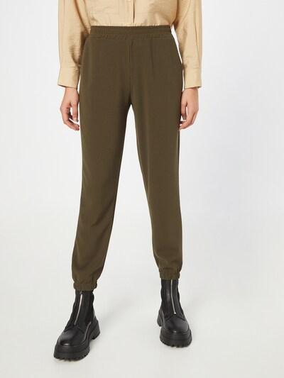 Hailys Hose 'Emma' in khaki, Modelansicht