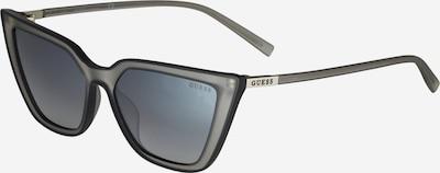 GUESS Saulesbrilles pelēks / melns, Preces skats