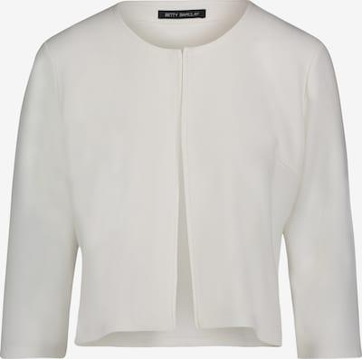 Betty Barclay Gebreid vest in de kleur Wit, Productweergave