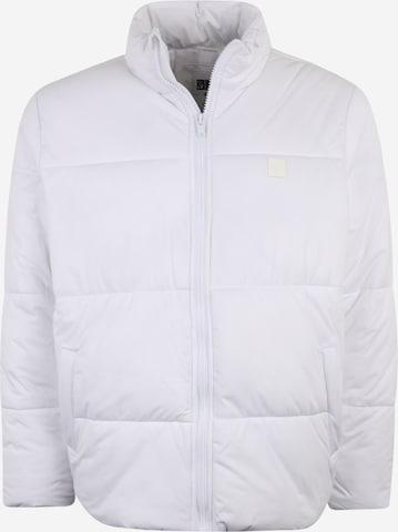 Urban Classics Jacke in Weiß