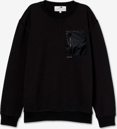 Vertere Berlin Vertere Berlin Sweatshirt in schwarz, Produktansicht