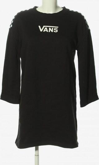 VANS Minikleid in S in schwarz / weiß, Produktansicht