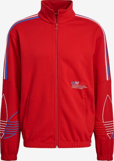 ADIDAS ORIGINALS Collegetakki 'Adicolor FTO' värissä punainen, Tuotenäkymä