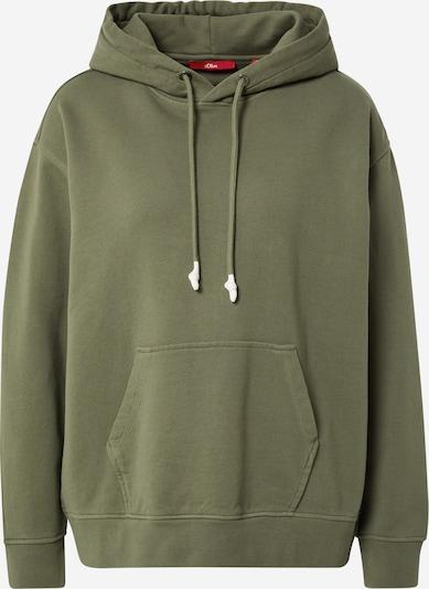 s.Oliver Sweatshirt in khaki, Produktansicht