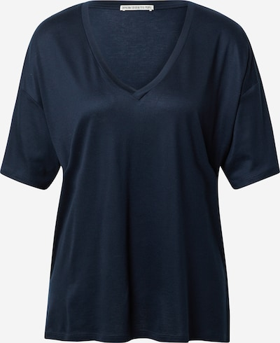 DRYKORN Shirt 'SVENNIE' in navy: Frontal view
