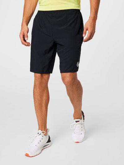 BIDI BADU Sportbroek 'Henry' in de kleur Zwart / Wit: Vooraanzicht