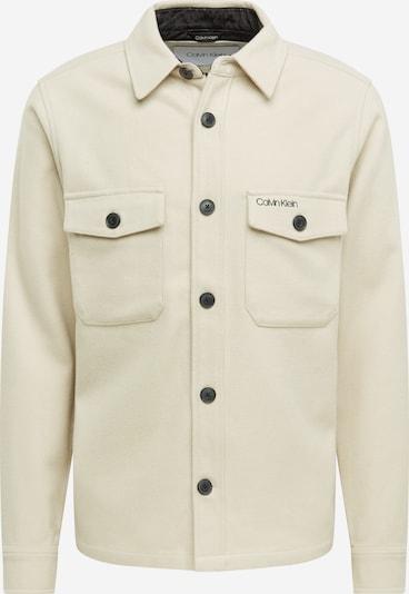 Calvin Klein Tussenjas in de kleur Beige, Productweergave