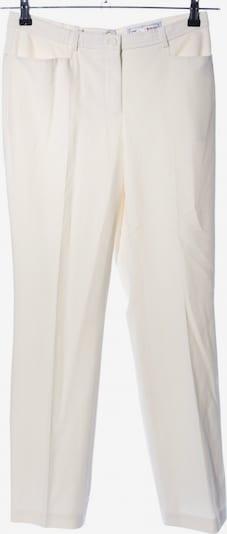 SINGH S. MADAN Stoffhose in XS in weiß, Produktansicht