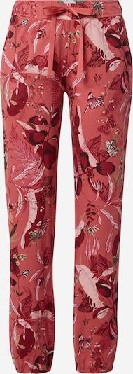 TRIUMPH Pyjamahousut 'Mix & Match' värissä keltainen / vihreä / roosa / pitaija / vanha roosa, Tuotenäkymä