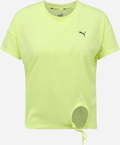 PUMA Funktionsshirt 'Winter Pearl' in neongelb, Produktansicht