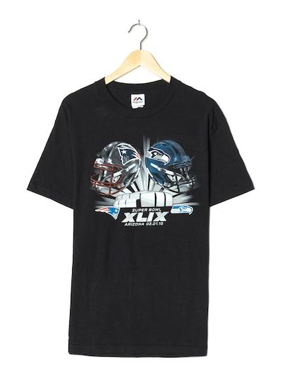 Majestic Sport T-Shirt in M in schwarzmeliert, Produktansicht