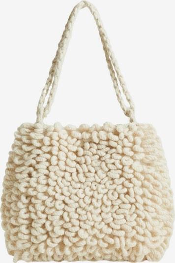 MANGO Tasche in nude, Produktansicht