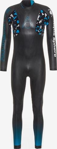 phelps Wetsuit 'AQUASKIN 2.0' in Black