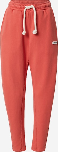 Pantaloni 10Days pe corai / alb, Vizualizare produs