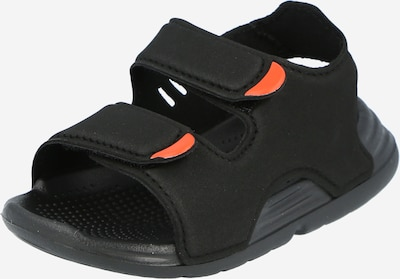 ADIDAS PERFORMANCE Buty na plażę/do kąpieli w kolorze czerwony / czarnym, Podgląd produktu