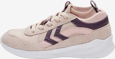 Hummel Sneaker in beige, Produktansicht