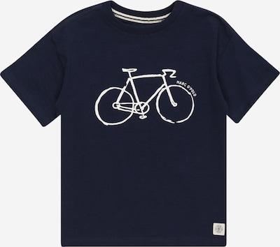 Marc O'Polo Junior T-Shirt in navy / weiß, Produktansicht