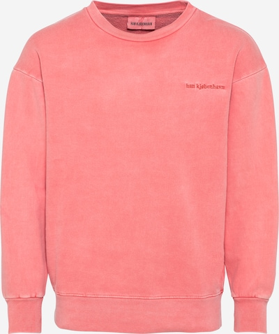 Han Kjøbenhavn Sweatshirt 'Artwork' in de kleur Pastelroze, Productweergave