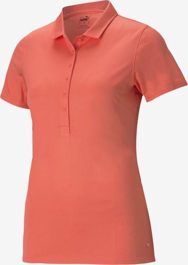 PUMA Shirt in de kleur Koraal, Productweergave