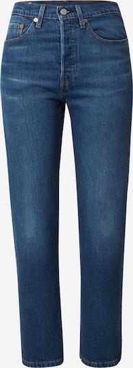LEVI'S Jeans '501' in de kleur Blauw denim, Productweergave