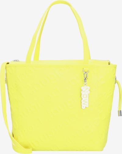 Desigual Shopper 'Colorama Norwich' in de kleur Geel, Productweergave