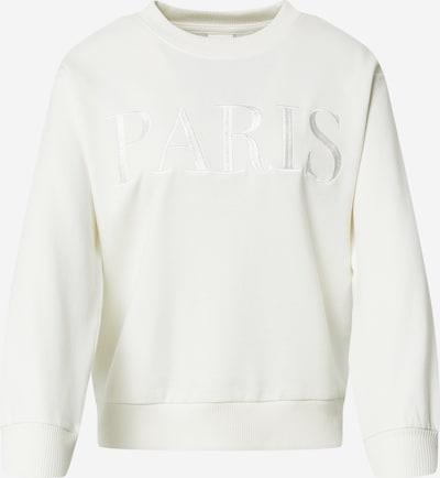 JDY Sweatshirt 'PARIS' in Off white, Item view