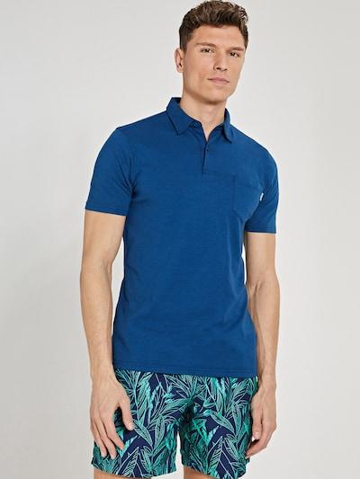 Shiwi Bluser & t-shirts 'James' i blå: Frontvisning