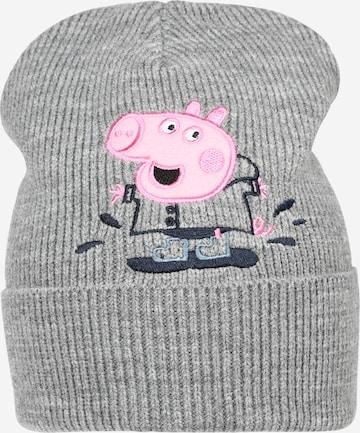 NAME IT Müts 'PEPPA PIG', värv hall