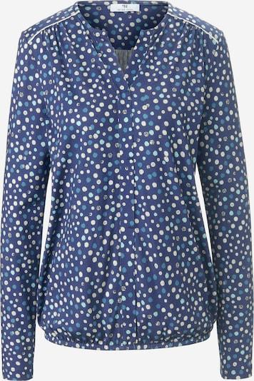 Peter Hahn Blusenshirt in blau, Produktansicht