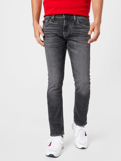 7 for all mankind Jeans 'RONNIE' in grau, Modelansicht