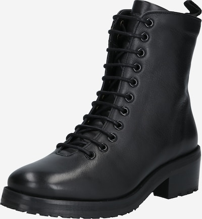 ROYAL REPUBLIQ Lace-up bootie 'District' in Black, Item view