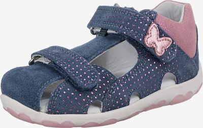 SUPERFIT Sandale  'Fanni' in navy / rosa, Produktansicht