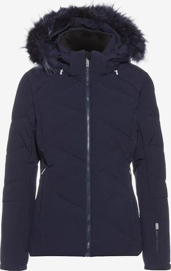 ICEPEAK Zunanja jakna 'Elsah' | temno modra barva, Prikaz izdelka