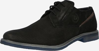 bugatti Buty sznurowane 'Adamo' w kolorze ochra / czarnym, Podgląd produktu