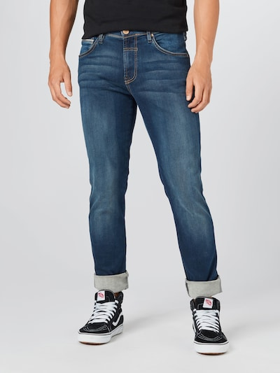 CAMP DAVID Jeans in dunkelblau, Modelansicht