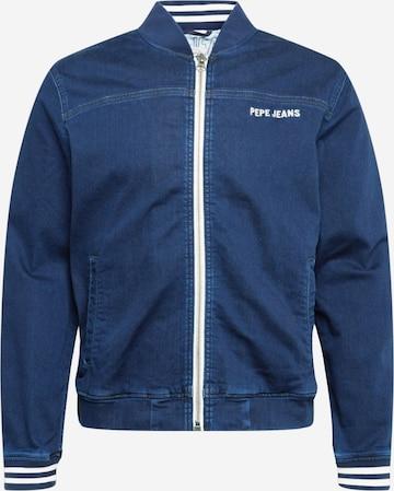Veste mi-saison 'TED' Pepe Jeans en bleu