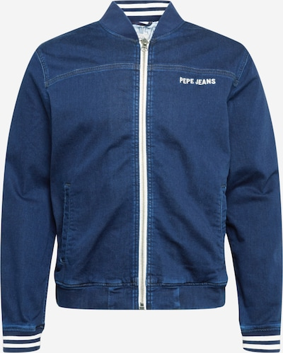 Pepe Jeans Jacke 'TED' in blue denim, Produktansicht