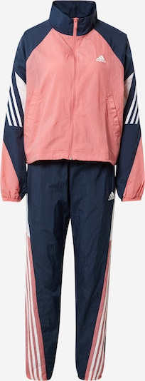 ADIDAS PERFORMANCE Trainingsanzug 'Game-Time' in navy / rosé / weiß, Produktansicht