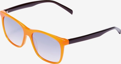 Formula 1 Eyewear Sonnenbrille in hellorange / schwarz, Produktansicht