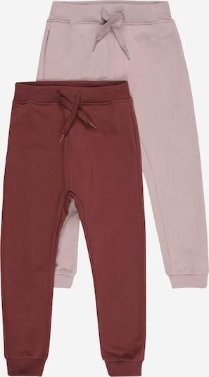 NAME IT Hlače 'ROSLINA' u rosé / pastelno roza, Pregled proizvoda
