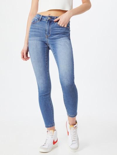 VILA Jeans 'VIEKKO' in blue denim, Modelansicht