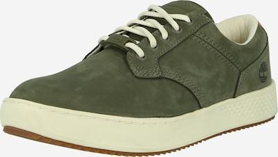 TIMBERLAND Zemie brīvā laika apavi, krāsa - egļu, Preces skats